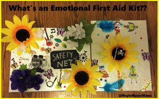 How To Make Your Own Emotional First Aid Kit & Why We All Need One