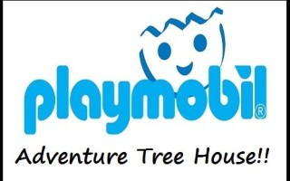 Have An Outdoor Adventure With The @Playmobil Adventure Tree House!! #BloggersFete '16