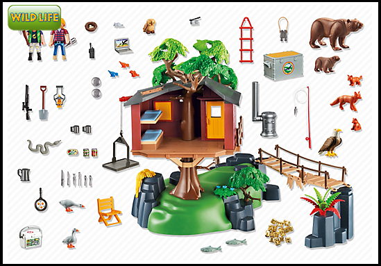 Have An Outdoor Adventure With The Playmobil Adventure