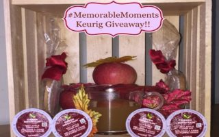Create Those #MemorableMoments With Keurig Hot #AppleCider Mix! #Giveaway, CAN 10/18