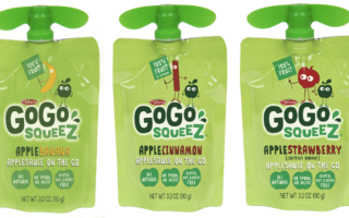 GoGo squeeZ Applesauce and #Disney Make Magic Together! #Giveaway CAN/US #DisneySMMC #FoodAllergies