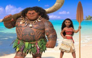 Moana Is A Must See, So Says @ReederReads #DisneyMovie