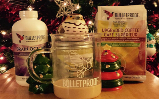 A Gift For Myself – A Week With Bulletproof Coffee #ElevateTheSeason