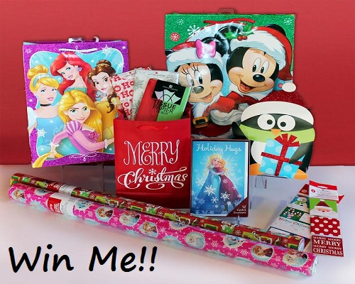 Unwrap a smile this christmas giveaway ideas