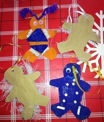 kids diy ornament