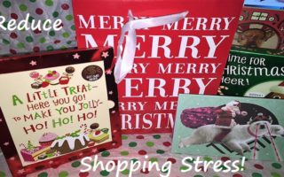 Six Tips For Reducing Holiday Stress When Shopping