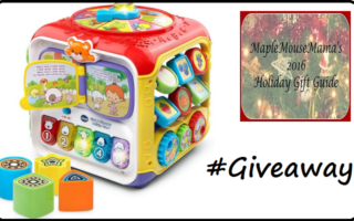 Learn and Laugh With @VTechCanada This Holiday! #Giveaway CAN 12/15 #MMMGiftGuide