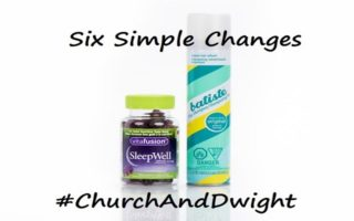 Make These Six Simple Changes For A Happier, Healthier You #ChurchAndDwight