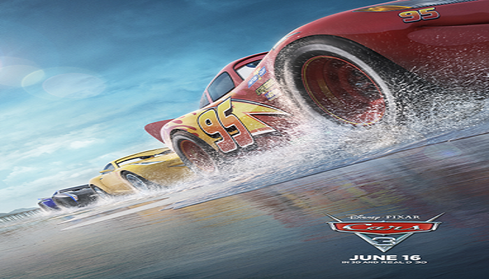 Cars 3 tickets