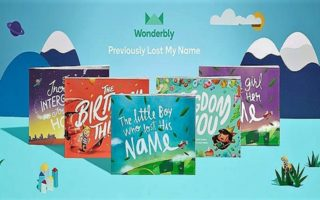 Personalized Books From Wonderbly Say So Much – #BloggersFete #Giveaway