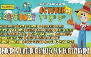 Kidapalooza Fall Festival in Markham, Ontario #Giveaway
