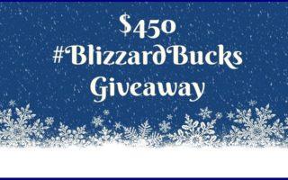 It's The $450 #BlizzardBucks Giveaway!! Open Worldwide, Ends 12/4