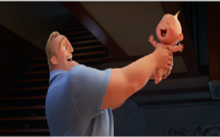 "Disney*Pixar's ""Incredibles 2"" Sneak Peek!"