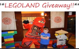 Perfect Gift For The Whole Family – LEGOLAND #Giveaway #MMMGiftGuide