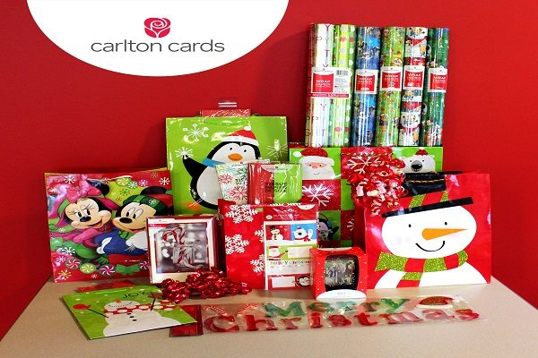 Wrap Up The Holidays With Carlton Cards! #Giveaway #CarltonCardsChristmas