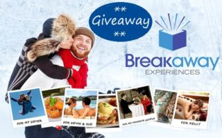 Create A Memory & Give The Gift Of A Breakaway Experience! #Giveaway #MMMGiftGuide