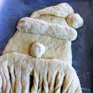 santa-bread
