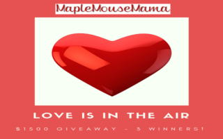 Love Is In The Air $1500 Cash #Giveaway – Open #Worldwide