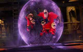 It's An All-New Trailer For The Highly Anticipated Incredibles 2!!