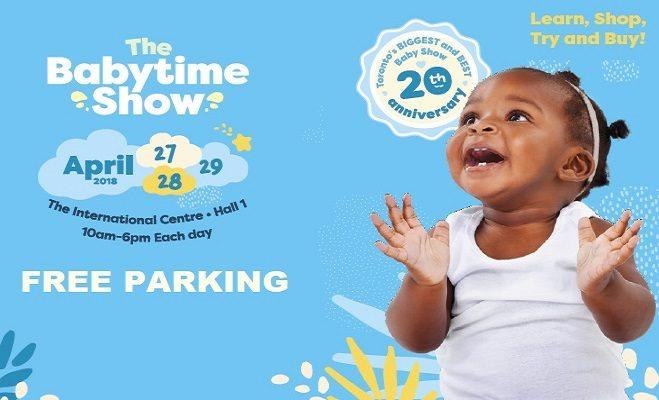 Three Topics, Three Moms & The Toronto Babytime Show #Giveaway
