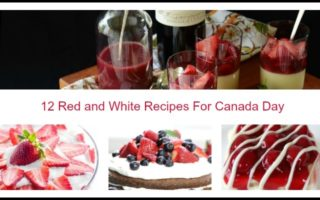 12 Delicious Dessert Recipes That Are Perfect For Canada Day!