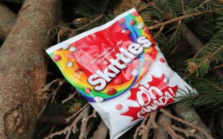 Skittles® Invites Canadians to #GIVEaDAM for Canada's 151st Birthday