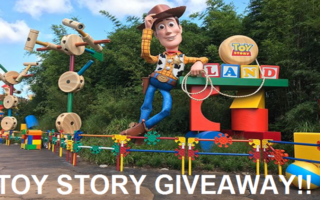 Calling All Toy Lovers! Let's Celebrate Disney's #ToyStoryLand With A #Giveaway!!