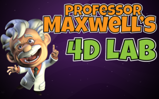 Professor Maxwell's 4D Labs – A 2018 #BloggersFete Sponsor!