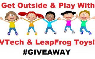 Outdoor Play From LeapFrog & VTech! #Giveaway