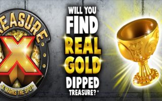 The Hunt For Treasure X Has Begun!! #Giveaway