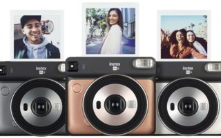 Life, Beautifully Squared With Fujifilm's Instax SQ6 Instant Camera