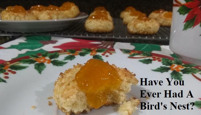 Bird's Nest – A Tasty Treat For The New Year! #recipe