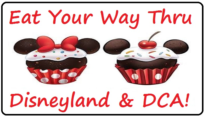How To Eat Your Way Through Disneyland! #travel