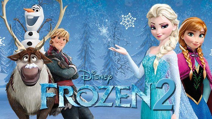 """Disney's """"Frozen 2"""" Teaser Trailer"""