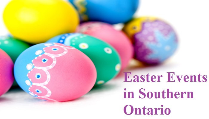 Easter Events For Kids in Southern Ontario