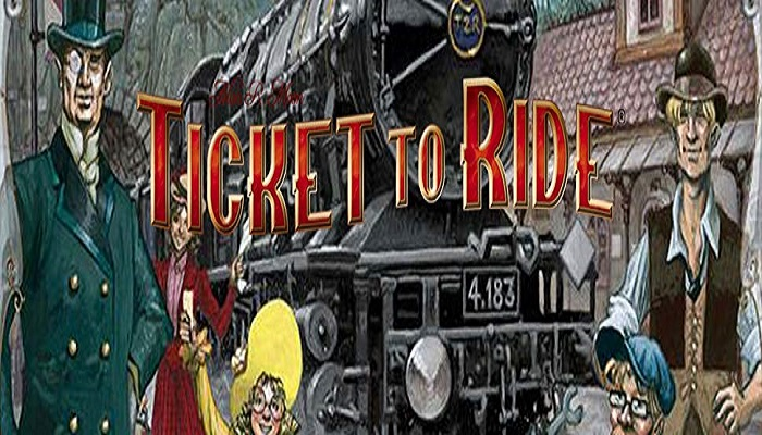 Get A Ticket To Ride, Europe Edition