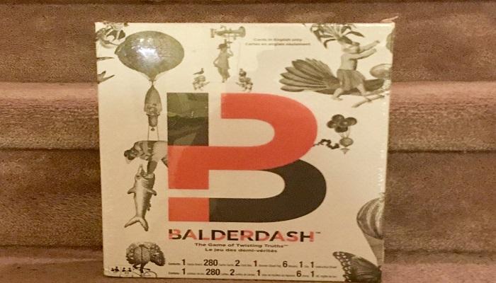 Balderdash, The Game Of Twisting Truths!