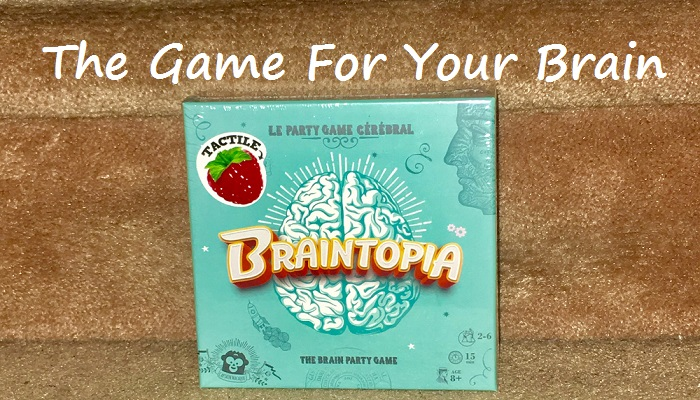 Braintopia, The Brain Party Game