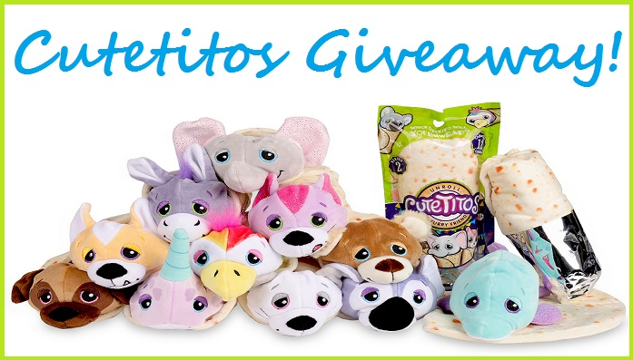 Cutetitos Plush Hot Toy Giveaway Maple Mouse Mama