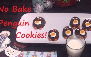 no-bake-penguin-cookies