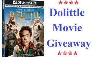 Dolittle-movie