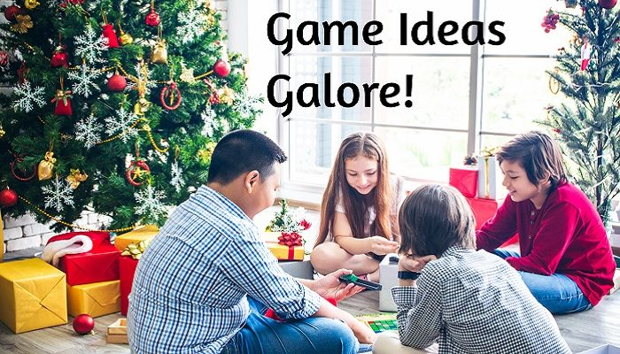 Games Galore For Under The Tree