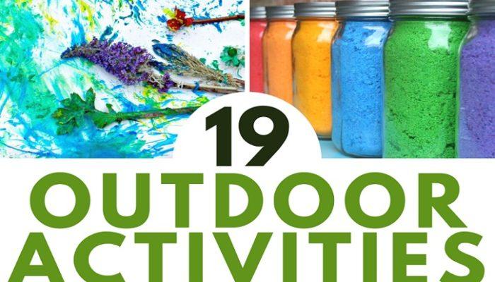 19 0utdoor Activities to Try Out Now!