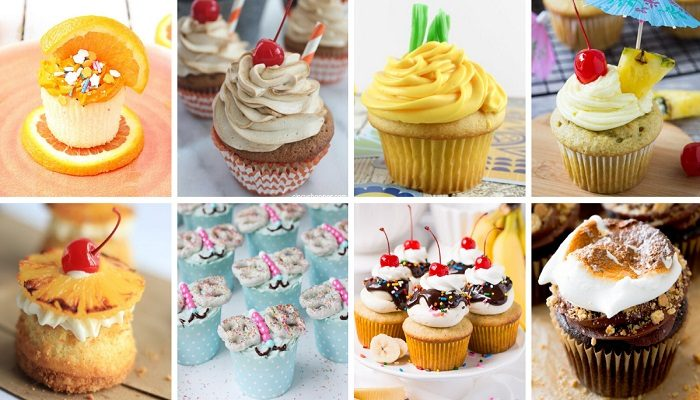 20 Cupcakes To Make This Summer